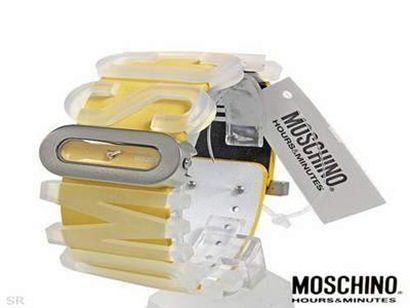 Moschino Relojes