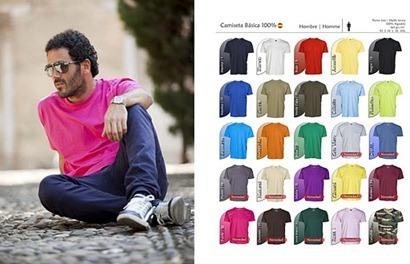 Catalogo Joylu Camisetas 2012