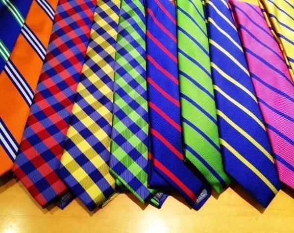 combinar corbatas