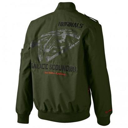 Adidas Galactic Scoundrel Flight Jacket - 02