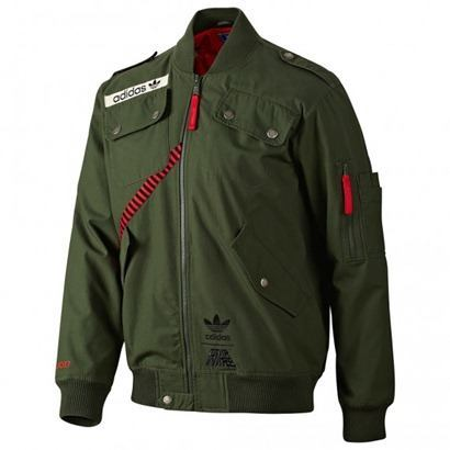 Adidas Galactic Scoundrel Flight Jacket
