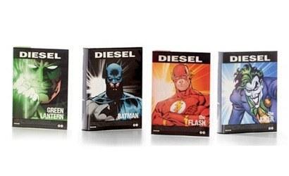Diesel DC Comics