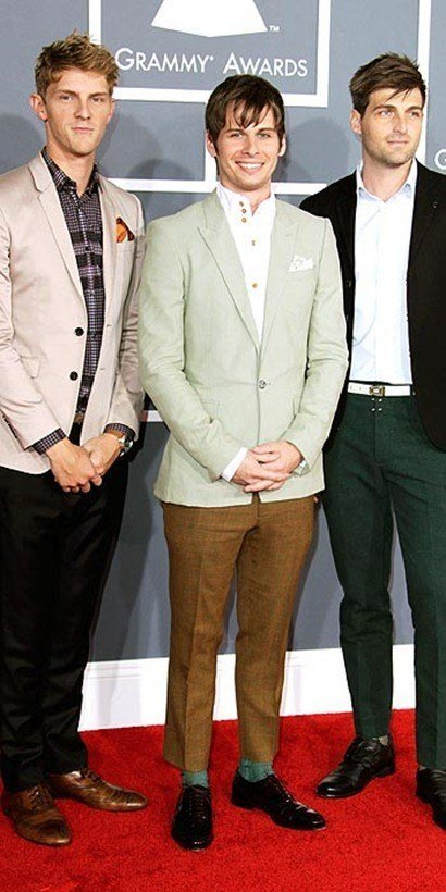 Foster People Grammys 2012