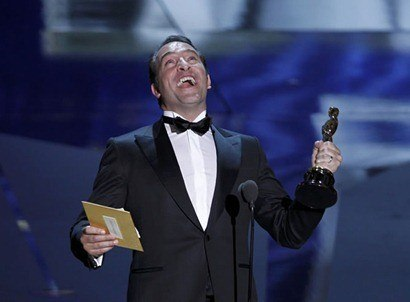 Jean Dujardin Oscars 2012