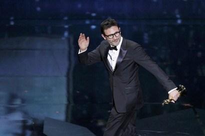 Michel Hazanavicius Oscars 2012
