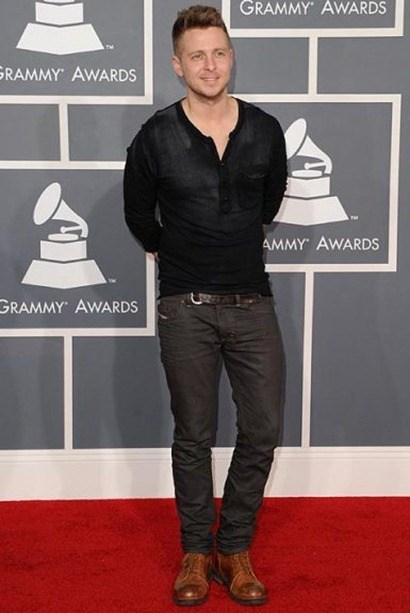 Ryan Tedder Grammys 2012