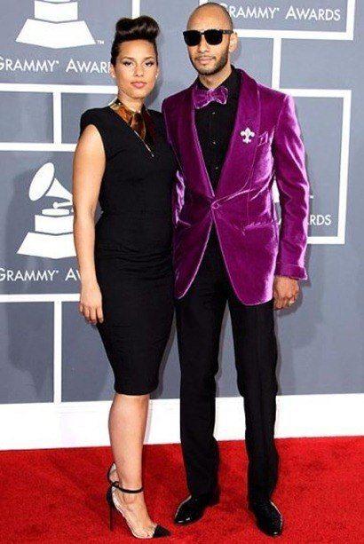 Swizz Beatz Grammys 2012