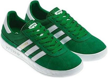 Adidas Munchen Londres 2012 Verdes