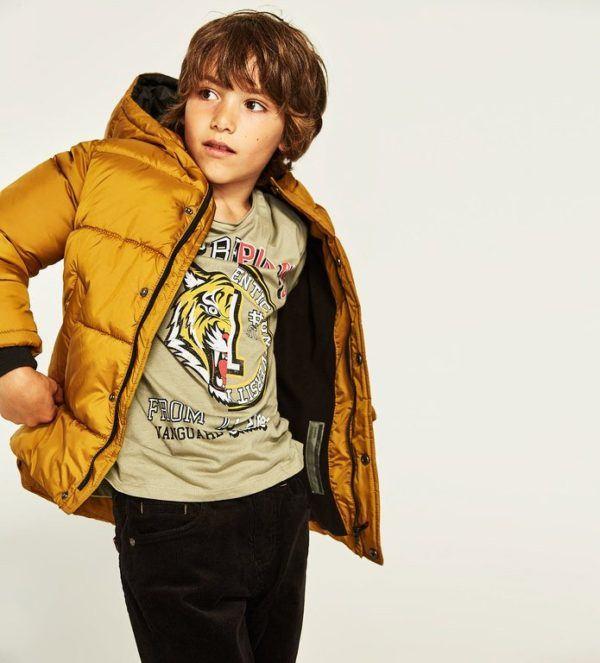 moda infantil zara 2018