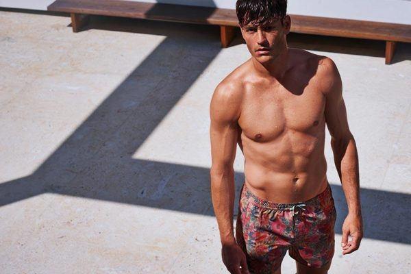 Bañadores-hombre-Calzedonia-Primavera-Verano-2015-bermuda-corta-estampada