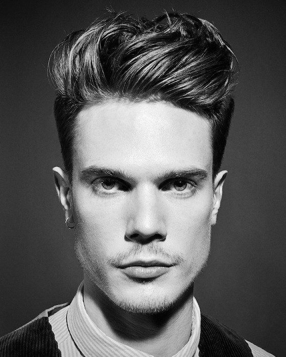 Cortes De Pelo Y Peinados Para Hombres 2014