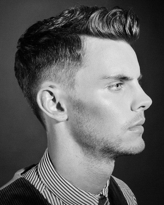 cortes de cabello para hombres de 30 anos 2017