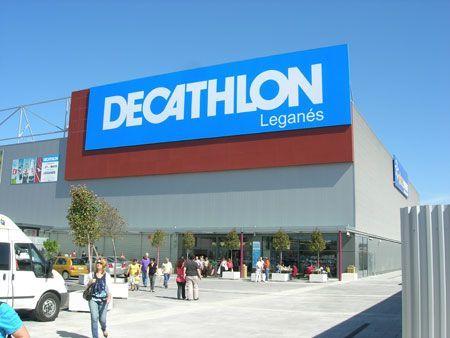 Las tiendas decathlon en madrid for Trabajar en decathlon madrid