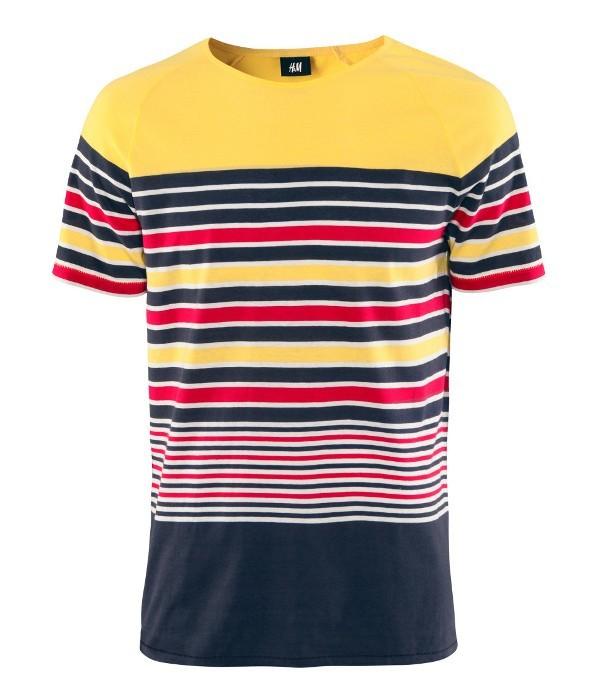 H&M-primavera-2013-camiseta-a-rayas-de-colores