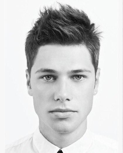 Tipos de cortes para cabello liso hombres