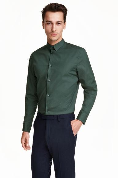 tendencias-camisas-2016-camisa-slim-fit-de-h&m
