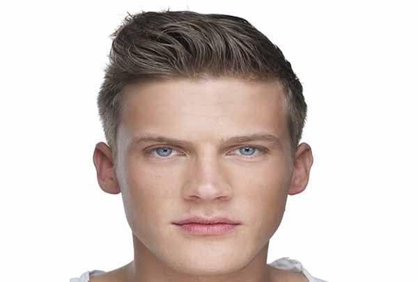 Corte de pelo rostro alargado