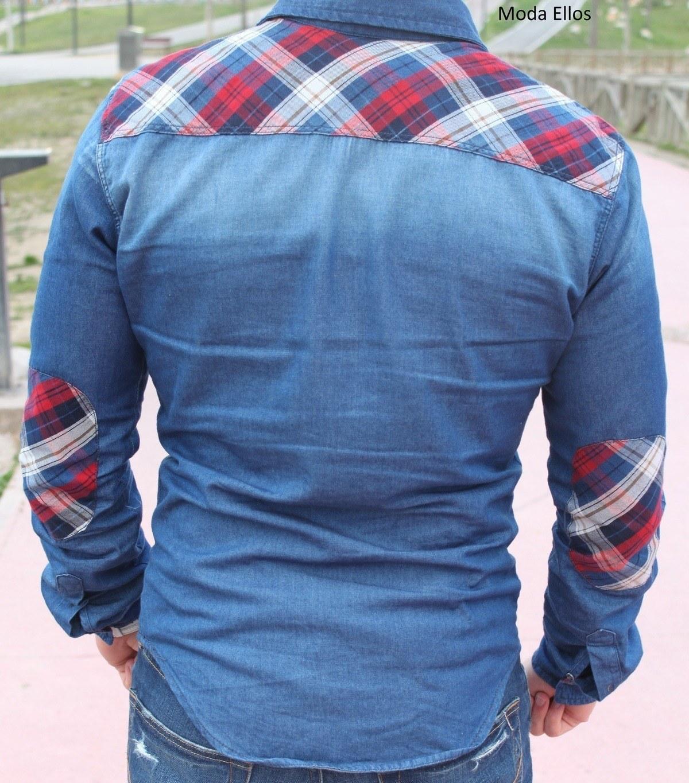 camisa vaquera chico zara
