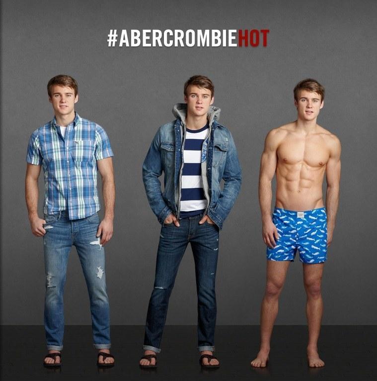 Abercrombie Ropa De Hombre 2013