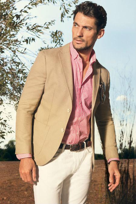 look-massimo-dutti-2013-americana-marron-camisa-cuadros