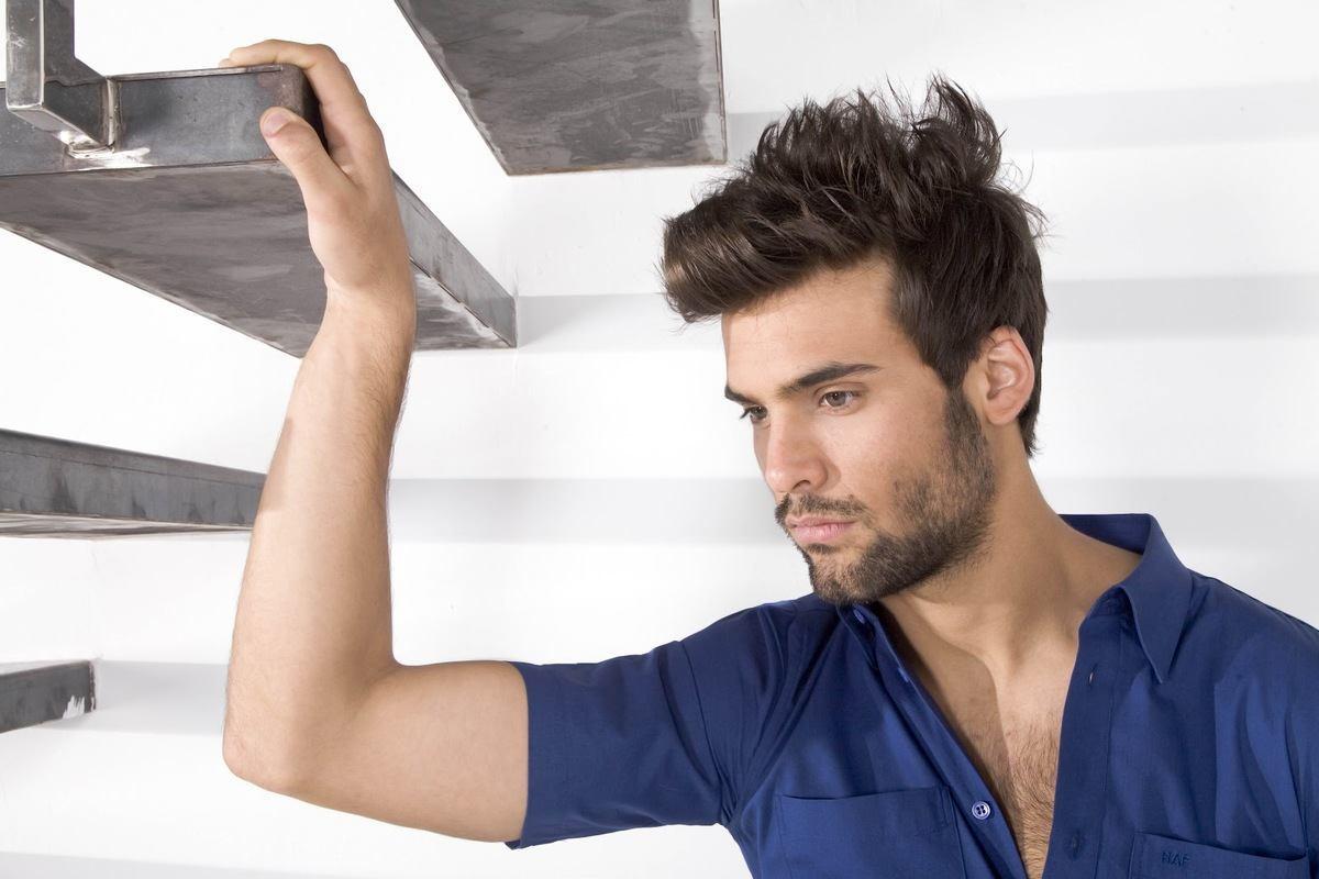 Los nuevos cortes de pelo y peinados masculinos 2013 - Nuevos peinados hombre ...