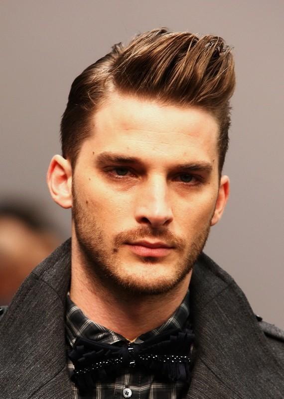 Nuevos cortes de pelo y peinados masculinos 2015 Estilo Undercut