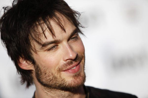 """Actor Ian Somerhalder arrives at ABC's """"Lost"""" Live: The Final Celebration at UCLA Royce Hall in Los Angeles"""