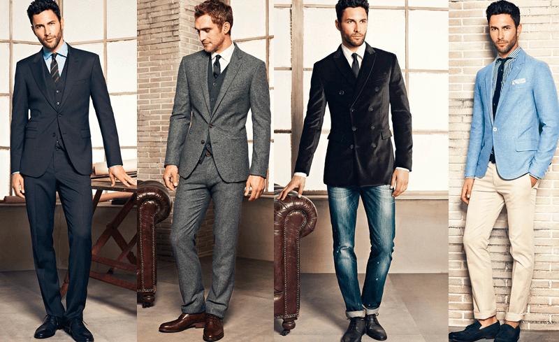 Las 5 normas para combinar corbata camisa y traje for Combinar camisa vaquera negra hombre