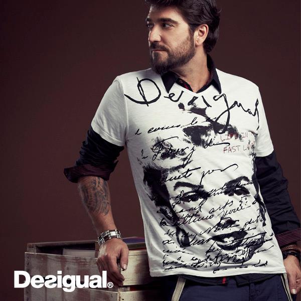 camisetas-camisas-hombre-desigual-verano-2013