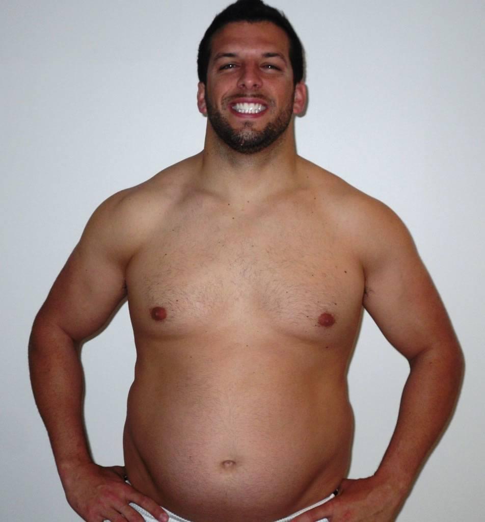 atlético más gordo