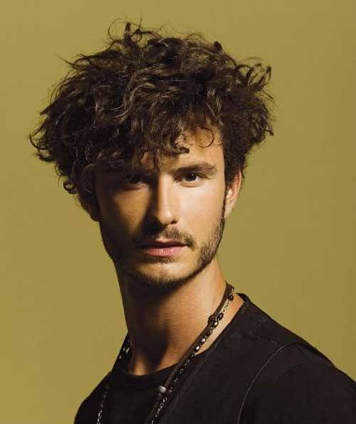 cortes de cabello y peinados para cabello ondulado o rizado verano