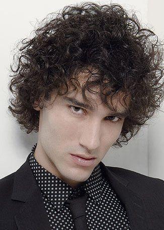 Corte de cabello hombre largo ondulado