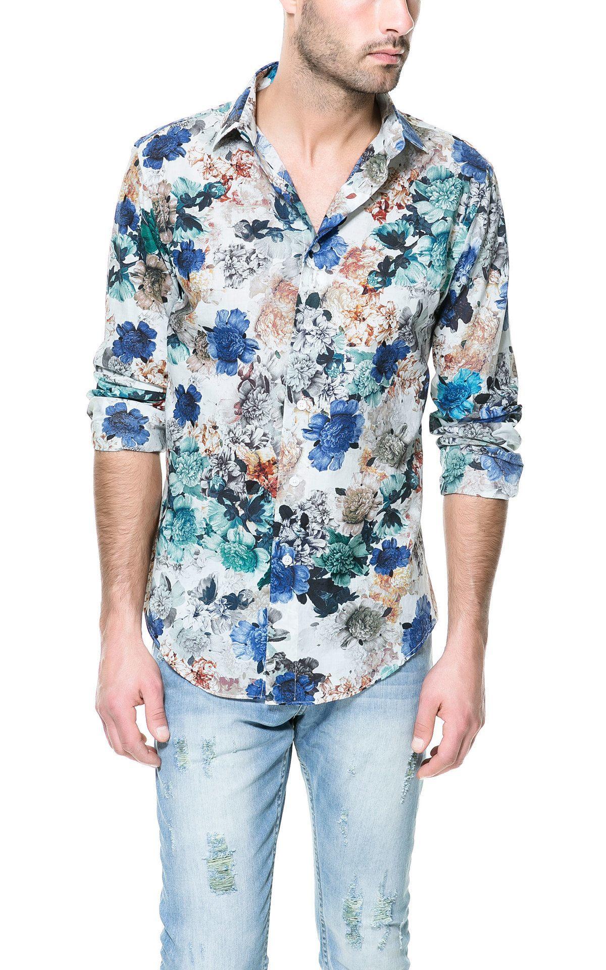 Hombres de la marca famosa camisas 2015 nueva slim fit