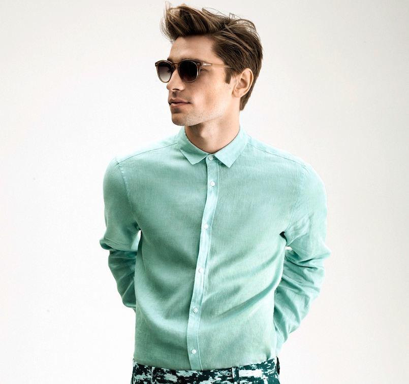 Camisas hombre verano 2016