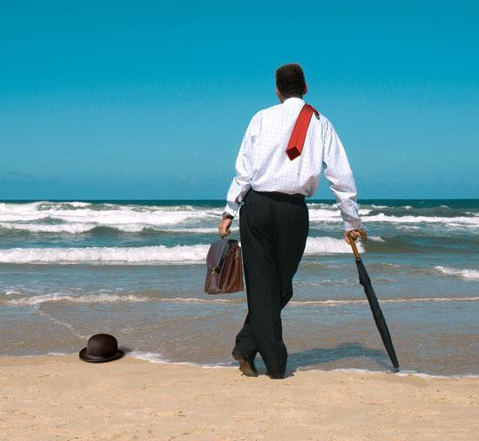 Businessman in paradise 12b