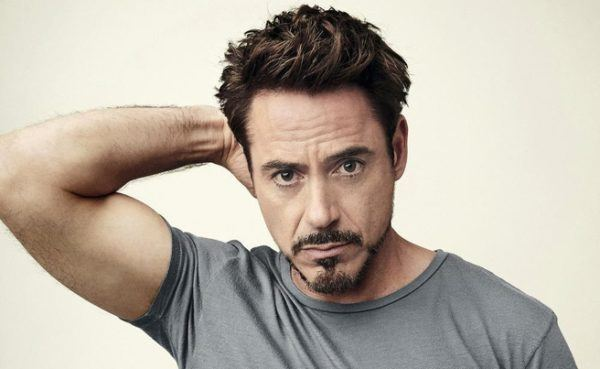 Robert Downey Jr. FOR SEVEN DAYS COVER STORY