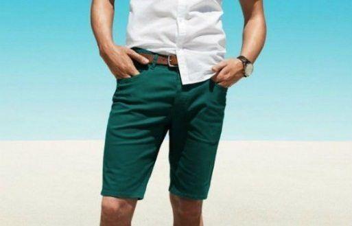 como-vestir-para-una-pool-party-bermudas