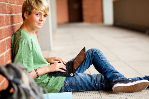 Cortes de pelo y peinados para adolescentes flequillo