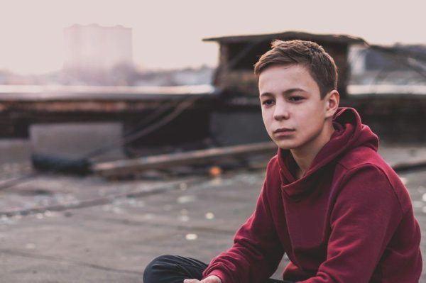 Cortes de pelo y peinados para adolescentes pelo homogeneo