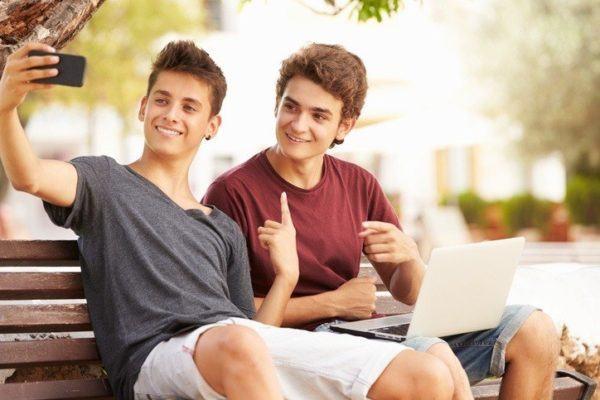 Cortes de pelo y peinados para adolescentes tipe