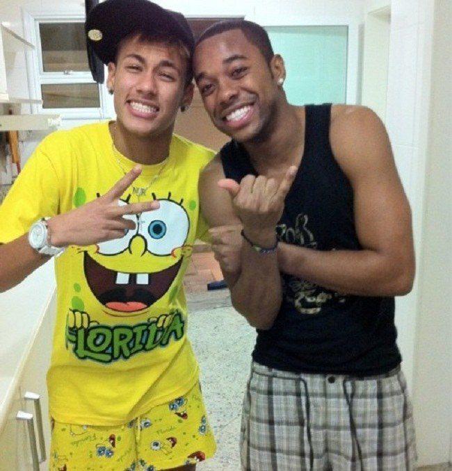 el-estilo-de-neymar-muy-informal