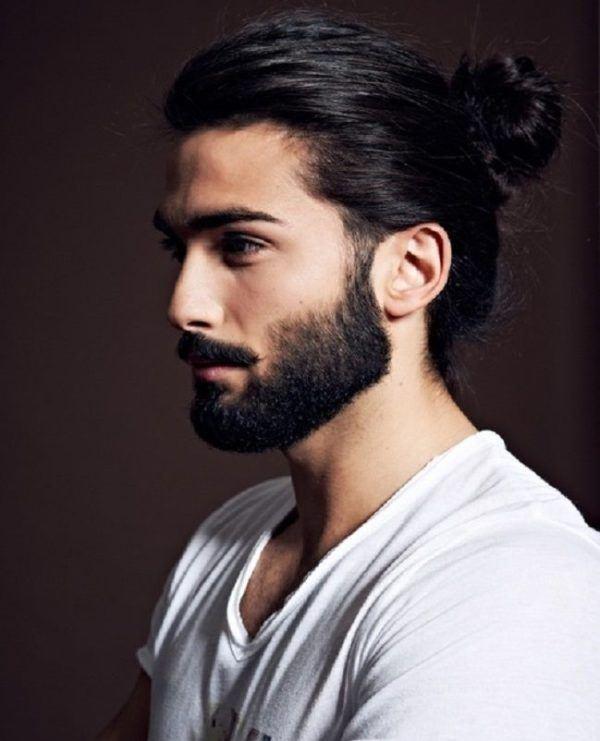 Barbas Modernas Las Mejores Fotos De Hombres Guapos Con Barba
