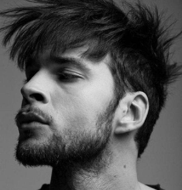 las-fotos-de-hombres-guapos-barba