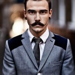 las-fotos-de-hombres-guapos-con-barba-bigote-raro