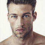 las-fotos-de-hombres-guapos-con-barba-corta
