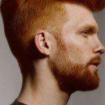 las-fotos-de-hombres-guapos-con-barba-corta-pelirroja
