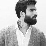 las-fotos-de-hombres-guapos-con-barba-larga-cuadrada-muy-bien-cuidada