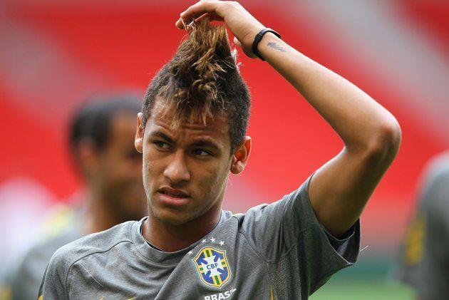 Cortes De Cabello Y Peinados De Neymar