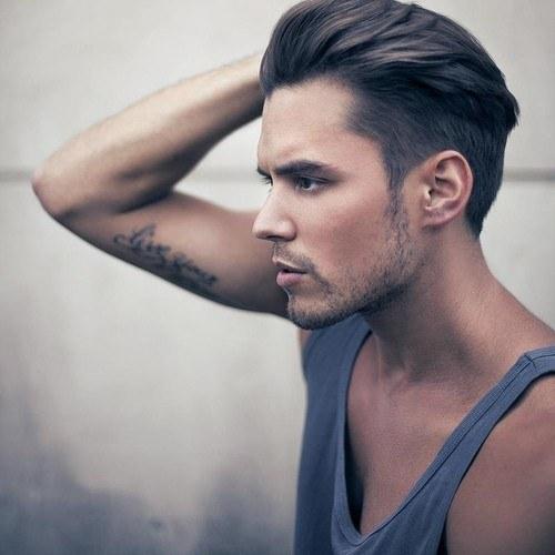los mejores cortes de cabello para hombre otono tup con laterales rapados