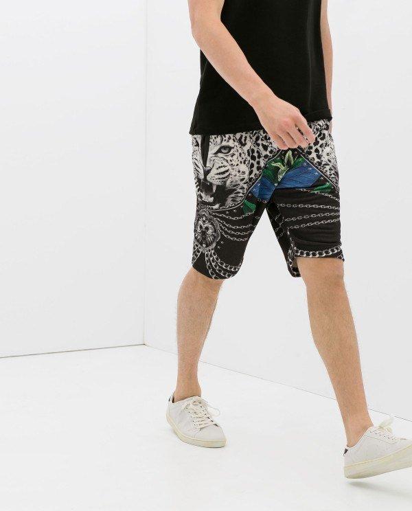 tendencias-pantalon-corto-hombre-verano-2014-bermudas-leopardo-zara